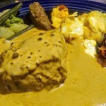 Le Filet de Boeuf Creole Grillé