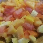La Salade de Fruits au Miel